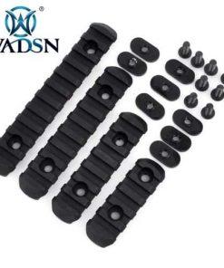 wadsn moe polymer rail set black 1