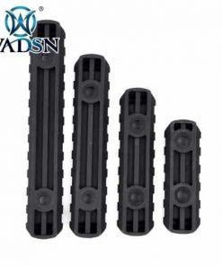 wadsn moe polymer rail set black 2