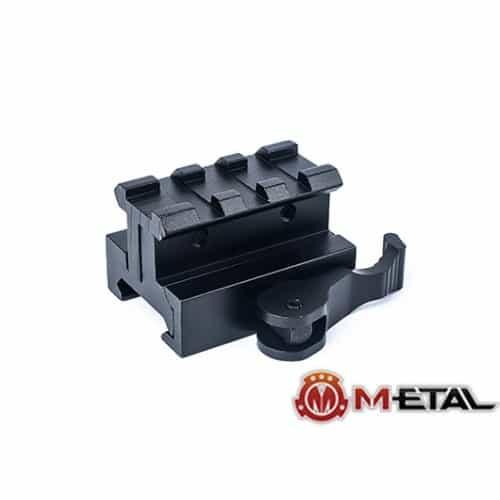 m-etal 3 slot adjustable qd mount 4