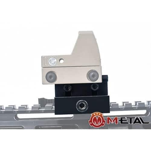 m-etal 3 slot adjustable qd mount 3