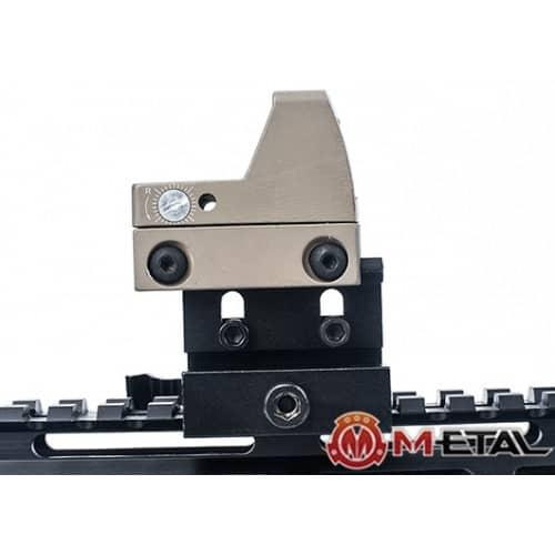 m-etal 3 slot adjustable qd mount 2