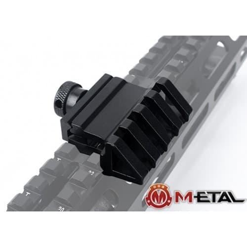 m-etal 45 degree offset rail mount 2