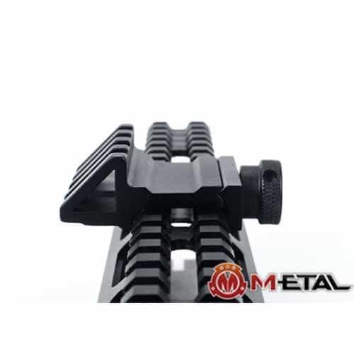 m-etal 45 degree offset rail mount 4