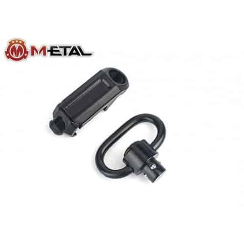m-etal offset qd sling mount
