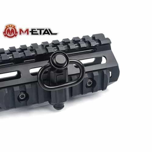 m-etal offset qd sling mount 6