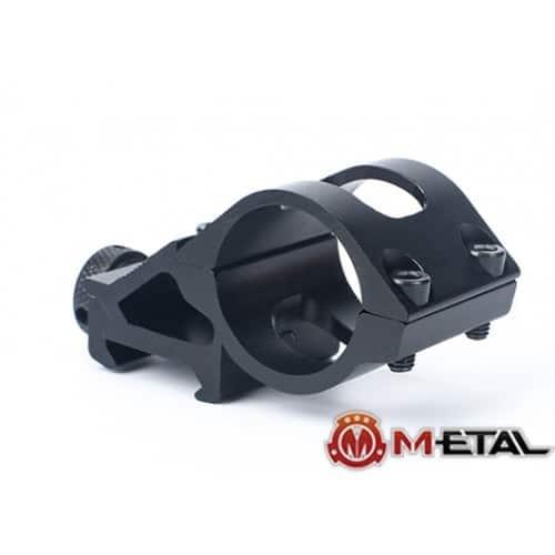 m-etal 45 degree offset torch mount 1