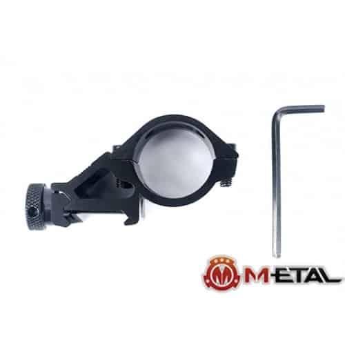 m-etal 45 degree offset torch mount 2