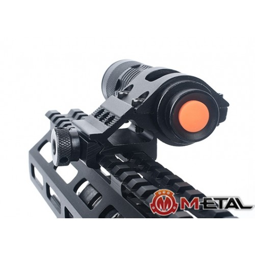 m-etal 45 degree offset torch mount 3