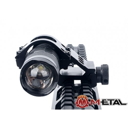 m-etal 45 degree offset torch mount 5