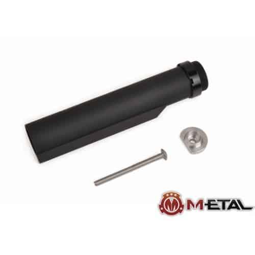 m-etal aluminium stock tube m4 aeg stock tube 4