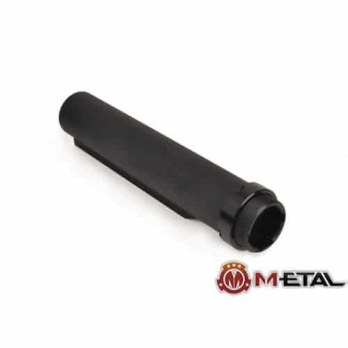 m-etal aluminium stock tube m4 aeg stock tube 1