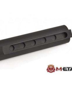 m-etal aluminium stock tube m4 aeg stock tube 2