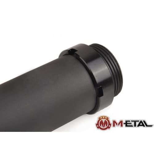 m-etal aluminium stock tube m4 aeg stock tube 3