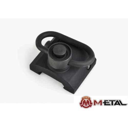 m-etal gs style qd sling swivel rail mount 1