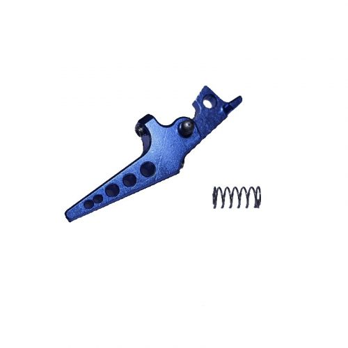 strike airsoft hpa/microswitch blade speed trigger blue