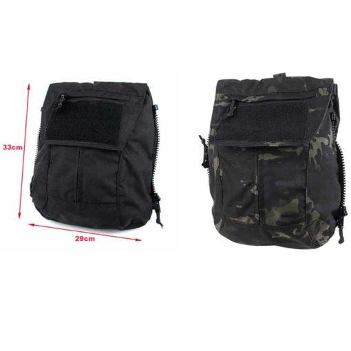 tmc jpc zip on backpack both