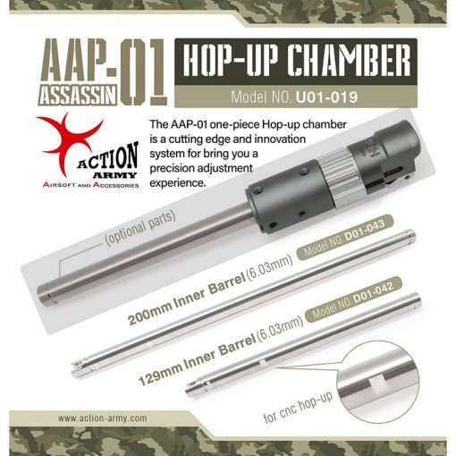action army aap-01 cnc hop unit