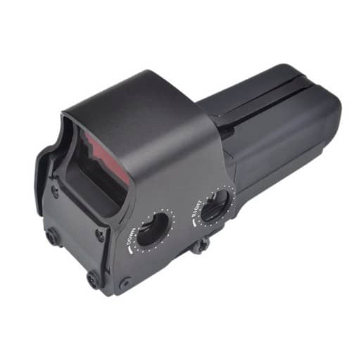 aim-o 558 style holo sight with quick release 1