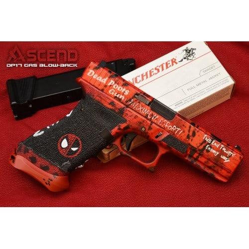 ascend dp17 deadpool g17 gbb pistol 1