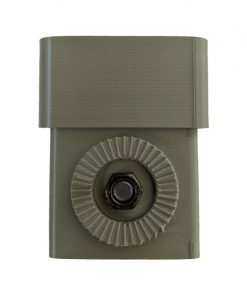 6 shooters h8r disk pouch military green 3