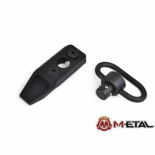 m-etal keymod qd sling mount 3