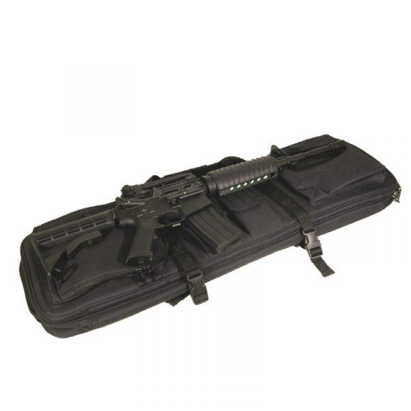 swiss arms dual rifle carry bag