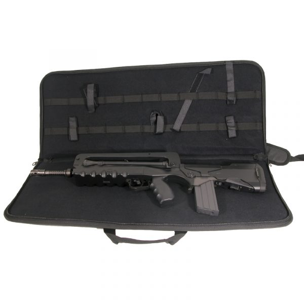 swiss arms single carry rifle bag