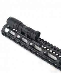 wadsn thorntail inline m-lok and keymod flashlight mount 4