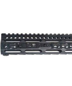 wadsn thorntail inline m-lok and keymod flashlight mount 1
