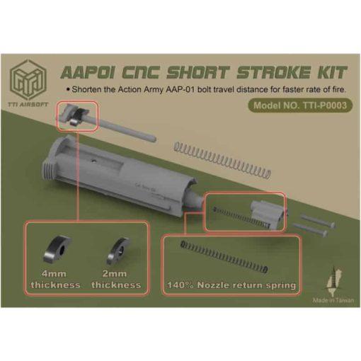 tti aap-01 cnc short stroke kit