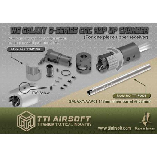 tti tightbore barrel for aap-01