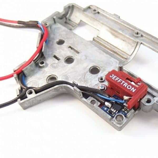 Jefftron Mosfet To Stock - V2