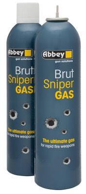 Abbey New Brut Sniper Gas