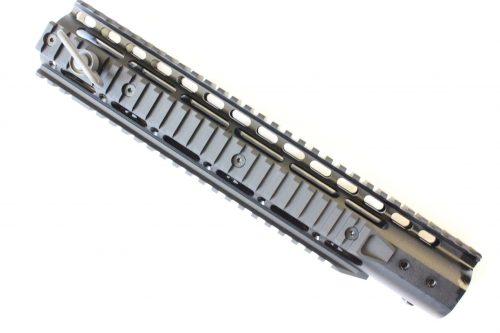 "ZCI Keymod CNC aluminium with rails & sling loop 12"""