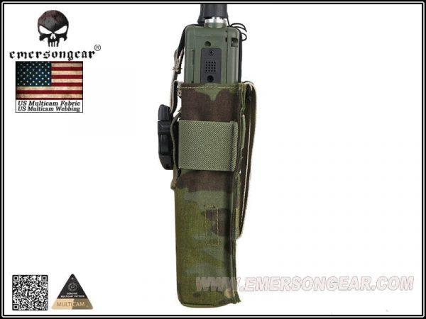 Emerson PRC148/152 Radio Pouch for RRV vest - Multicam Tropic