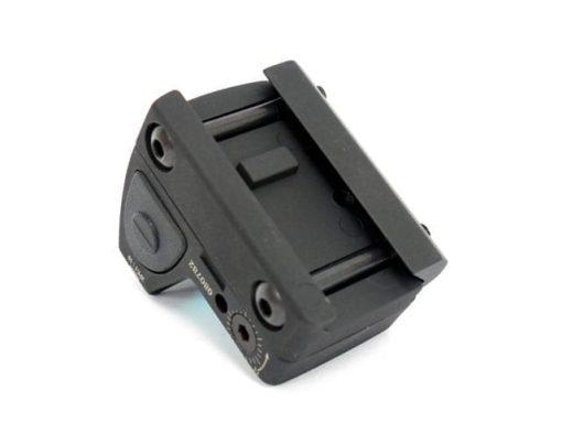 1x22 Electro Micro Red Dot Sight Reflex Scope w/ 20mm Rail