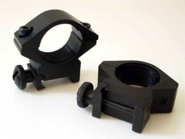 Oper8 25mm (1 inch) low scope mounts