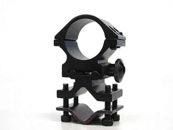 Oper8 25mm QD Barrel Clamping Scope/Laser/Flashlight Mount