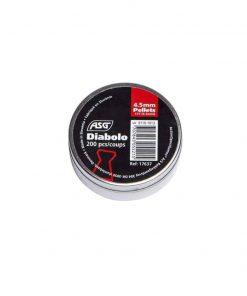 ASG 4.5mm .177 Diabolo pellets