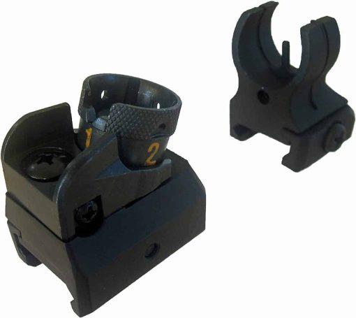 ZCI HK416 Style Iron Sights