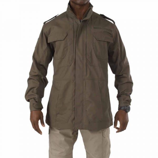 5 11 taclite m 65 jacket tundra 5.11 M-65 Jacket in Tundra (L)