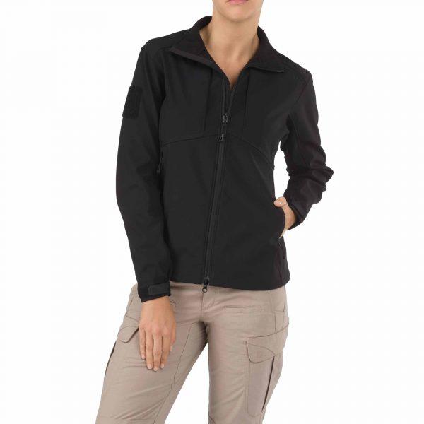 5.11 tactical womens sierra softshell jacket