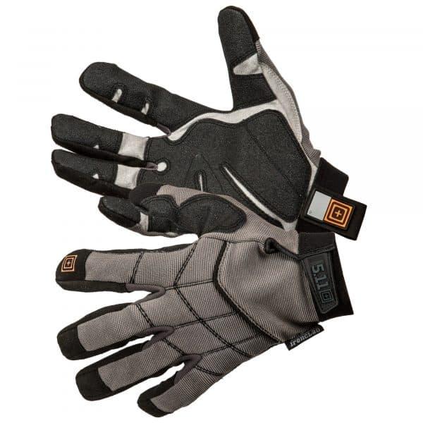 >5.11 Station Grip Gloves (XXL) - Storm Grey