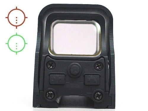 Holo sight Type Red & Green dot Long sight 552