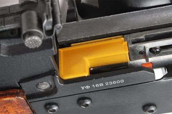 6 Shooters AK74/47 Hop Unit retention block
