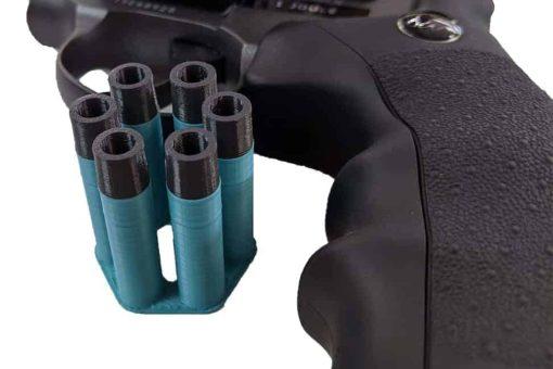 6 Shooters Hexshot V2 for Dan Wesson/Wingun Revolvers (Low Power)