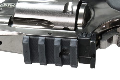 6 Shooters sight RIS rail for Dan Wesson 715