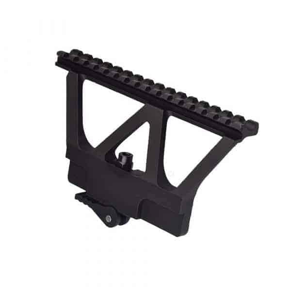 AK47 / AK74 Side mounted 20mm top rail