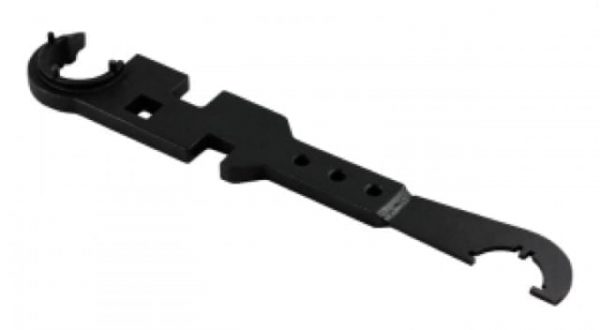 Heavy Duty AR-15 Delta Ring and Barrel Nut Armorer Combo Wrench
