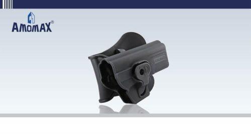 Amomax glock holster 2 Amomax Plastic Glock Holster for WE / TM / KJW / HFC